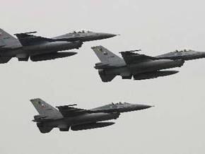 Турецкая авиация атаковала позиции курдских боевиков в Ираке