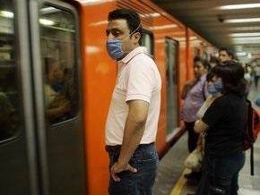 Пять человек за сутки скончались в Мехико от свиного гриппа