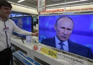 Россия - Путин о свободе в интернете