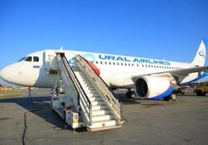 В пассажирском самолете, летевшем из Москвы в Читу, нашли труп