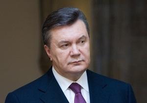 Янукович: Сегодня-завтра Тимошенко будет предоставлена медпомощь вне СИЗО