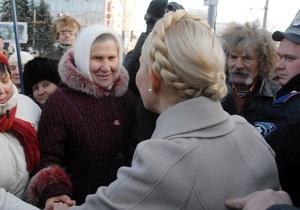 ГПУ обвиняет Тимошенко в манипуляции фактами