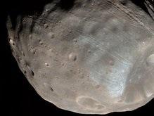 Аппарат NASA впервые сделал цветные снимки спутника Марса