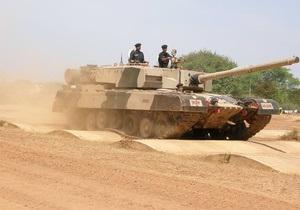 СМИ: Индийский танк Arjun превзошел российский Т-90 по всем показателям