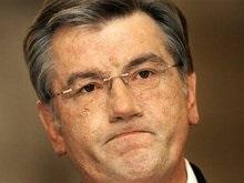 Ющенко отметил преступное снижение инкассации в бизнесе