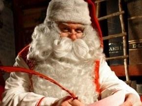 Санта Клаус отказался останавливаться в Киеве в пятизвездочной гостинице