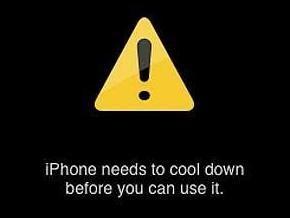 Apple обвиняет погоду в неполадках iPhone 3GS