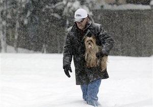 Гидрометцентр: Во второй половине января температура в Украине упадет до -25 градусов
