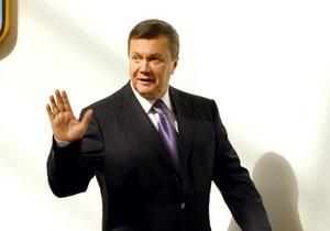 Янукович встретится с японским императором