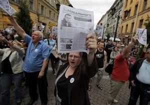 Кремль подстраховался от Навального и Ходорковского