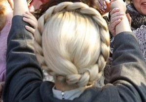 Spiegel: На Западе возникла мода на косу Тимошенко