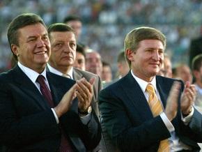 Ахметов поздравил Януковича: Вы всегда были со мной в трудные минуты
