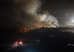 Жертвами авиакатастрофы в Дубае стали два человека