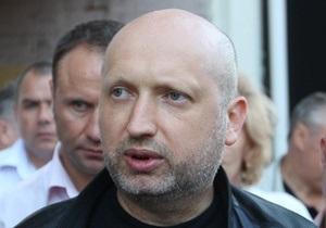 Турчинов: Ющенко запутался в показаниях по делу Тимошенко