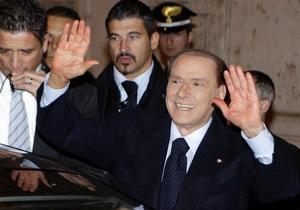 Берлускони: За решением суда стоит политический мотив
