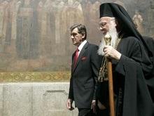 Ющенко и Варфоломей провели насыщенный день