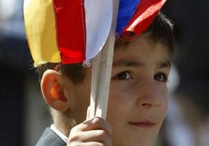 Глава Южной Осетии: Мы хотим создать союзное государство с Россией