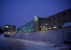 Врачи, обследовавшие Тимошенко, покинули колонию после трех часов ночи