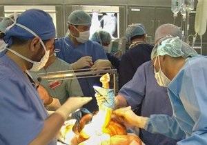 В американской клинике разделили сиамских близнецов из Филиппин