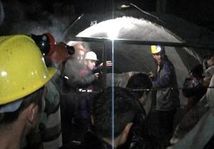 На шахте в Турции произошел обвал: 15 горняков заблокированы под землей