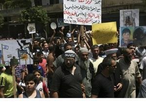 В Сирии число погибших манифестантов увеличилось до 22 человек