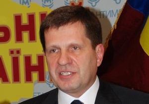 Костусев принес присягу мэра Одессы