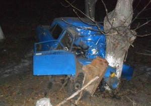 В Одесской области в ДТП погибло пять человек