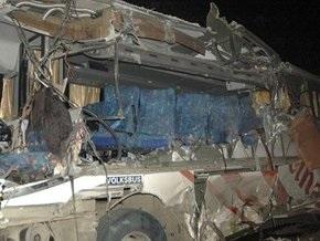 В Мексике столкнулись два автобуса: 18 человек погибли