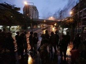 Таиландская армия открыла огонь по участникам беспорядков в Бангкоке: 68 пострадавших
