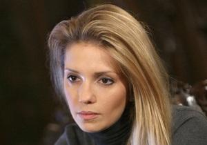 Дочь Тимошенко: Мама находится в тяжелом физическом состоянии