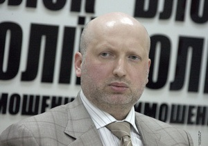 Ветераны спецназа обвинили Турчинова в выделении в бытность главой СБУ квартир журналистам
