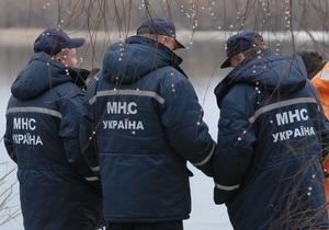 Специалисты МЧС не выявили фактов массовой гибели рыбы в Киевском море