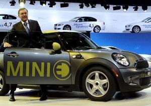 BMW расширит производственную линию Mini в Великобритании
