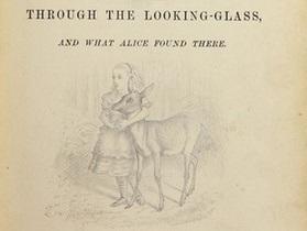 Принадлежавшая Алисе книга Кэрролла ушла с молотка