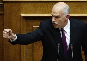 Премьер Греции уверен, что жители не проголосуют за выход из зоны евро