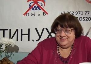 Свободу не купишь: Новодворская прокомментировала результаты выборов в Украине