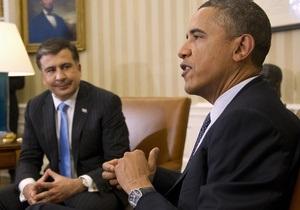 Обама назвал Грузию примером демократичности для многих стран