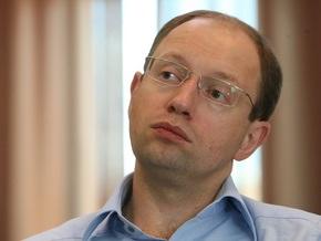 Яценюк выступил за введение должности вице-премьера по Крыму