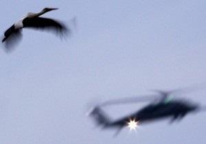 В Беларуси разбился военный вертолет: есть жертвы