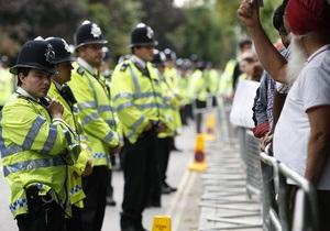 В Лондоне арестовали пятерых человек, которые могли готовить теракт против Папы Римского