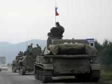 Минобороны РФ: В Гори войска не вводили