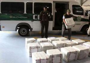 Полиция Колумбии обнаружила бесхозные коробки с миллионами наличных денег