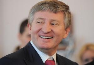 Ъ: Ахметов объединил ряд своих активов в банковскую группу