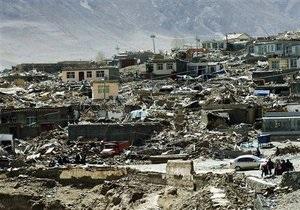 Число жертв землетрясения в Китае превысило 600 человек