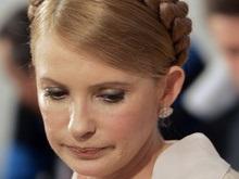 Из-за гибели шахтеров Тимошенко отменила  поездку в Черновцы