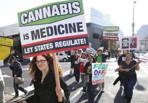 В Лос-Анджелесе вновь разрешены магазины марихуаны