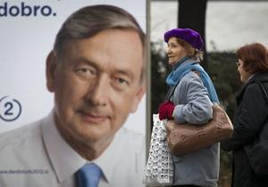 Сегодня в Словении состоятся президентские выборы