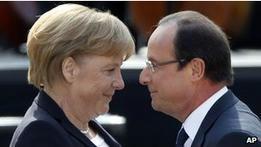 Париж и Берлин призвали углублять евроинтеграцию