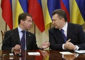 Янукович и Медведев проведут следующую встречу 8 мая в Москве