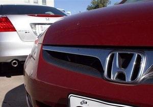 Honda объявила об отзыве более 800 тысяч автомобилей